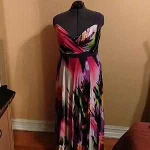 Women's Igigi maxi dress